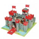 Рыцарский замок для фигурок Львиное сердце