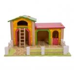 Игровой набор Деревянный Фермерское поместье