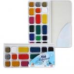 Краски акварельные Луч Престиж 18 цветов без кисти