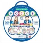 POCOS Mängukomplekt, 500 tähte / Tähemäng