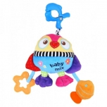 "Musical pull string toy""Penguin"""