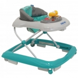 Baby walker  Grey/Mint 2 in 1