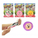 Squeezy sticky Animal Ball