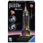 RAVENSBURGER 3D-пазл Empire State Building с подсветкой