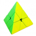 Magic Pyramid-Magic Cube