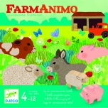 Game - FarmAnimo Djeco