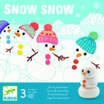 Game - Snow Snow Djeco
