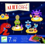 Mäng - Alien cafe