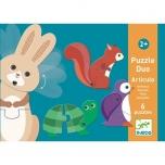 Duo puzzle - Articulo Animals