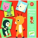 Memo - Animo-пазлы