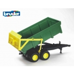 Bruder 02019 Tipping Trailer