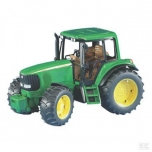 BRUDER 02050 John Deere 6920 Tractor Toy/model