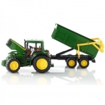 Трактор John Deere 6920 с прицепом Bruder 02058