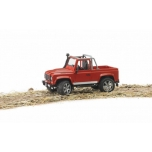 Внедорожник-пикап Land Rover Defender Pick Up Bruder 02591