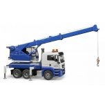 Bruder 03770 Man TGS Crane Truck with Light and Sound Module