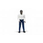 Inimfiguur, mees(tume), siniste teksadega
