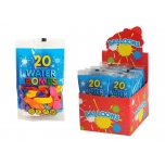 Water Bombs 20 pcs.