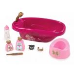 SMOBY ванна с аксессуарами Baby Nurse