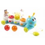 SMOBY mänguasi, elektrooniline röövik