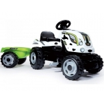 Smoby 7600710113 XL Mucca traktor