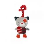 "Musical pull string toy""Cat"""