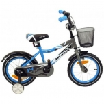 "Bicycle 12""Azur"
