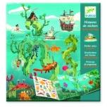 Истории с наклейками - Приключения на море