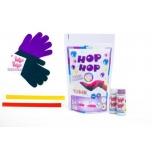 Tuban - Перчатки для мыльных пузырей Hop Hop + 2 х 60 мл