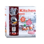 A set of kitchen utensils 25pcs