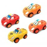 Mänguauto väikelastele Transformer