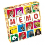 Board game Animals Memo
