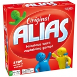 Board game ALIAS in English Language