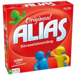 Board game  ALIAS in Estonian Language