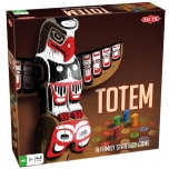 Board game Totem / A Family Strategy Game