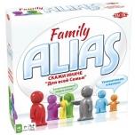 Настольная игра ALIAS Семейный на русском языке