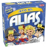 Настольная игра ALIAS Алиас Кто я? на русском языке
