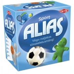 Travel Game Snack Alias SPORT
