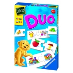 Ravensburger Board Game in Russian Language Loto Duo