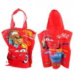 Poncho Towel CARS 50*100