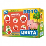 Lauamäng perele(vene keeles) Loto