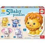 Educa 5 Baby puzzles
