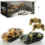 Puldiga juhitav «Military War Tank» 1:32.Komplektis 2 tükki