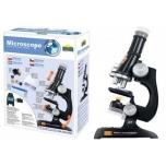 Dromader Microscope 100, 200, 450 x (educational series)