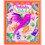 Artistic patch - Velvet - Recreation