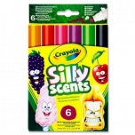 Crayola Silly Scents Scented Washable Markers with exciting scents