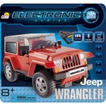 Konstruktor COBI  Electronic, Remote Control Jeep Wrangler
