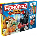 Hasbro Monopoly Junior Электронный банк
