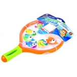 Fishing strainer water toy