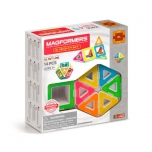 """Magnetic Magformers """"XL Neon 14 Set"""""""
