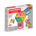"Magnetic Magformers ""XL Neon 30 Set"""